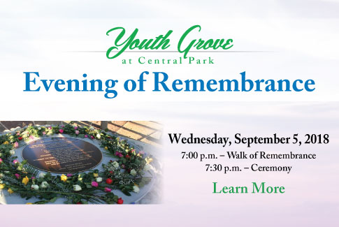 Evening of Remembrance 2018