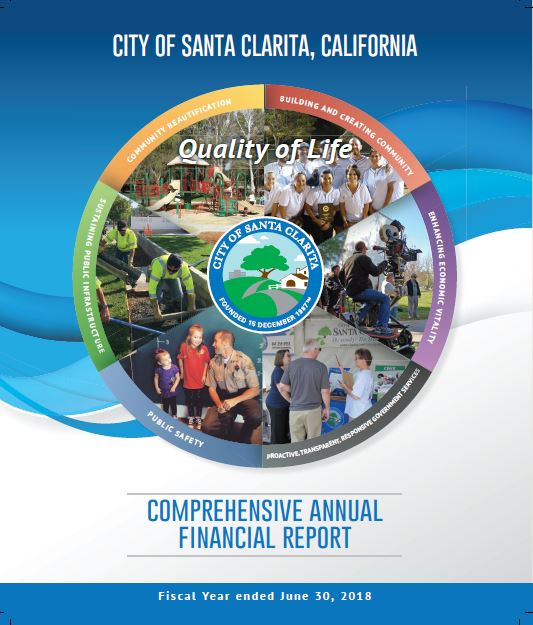 Annual Financial Report 2017-2018