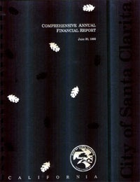 Annual Financial Report 91-92