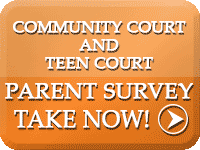 Community Court Survey Button