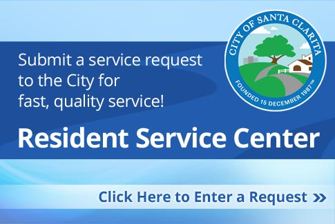 Resident Service Center - Submit a Request