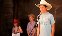 Cowboy Festival Youth Poetry contest