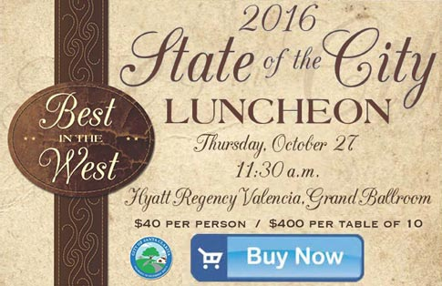 State of the City Luncheon 2016