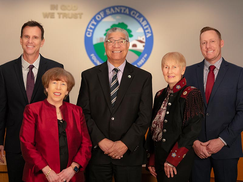 City Council Group Photo