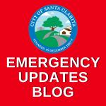 Emergency Updates Button