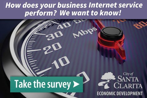 How does your business Internet service perform? We want to know! Take the survey