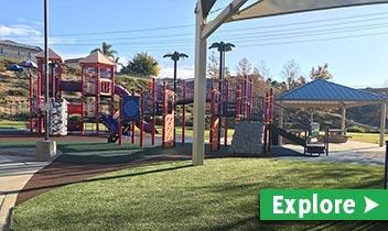 Santa Clarita Ca >> David March Park City Parks And Facilities V2 City Of