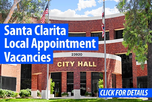 Santa Clarita Local Appointment Vacancies