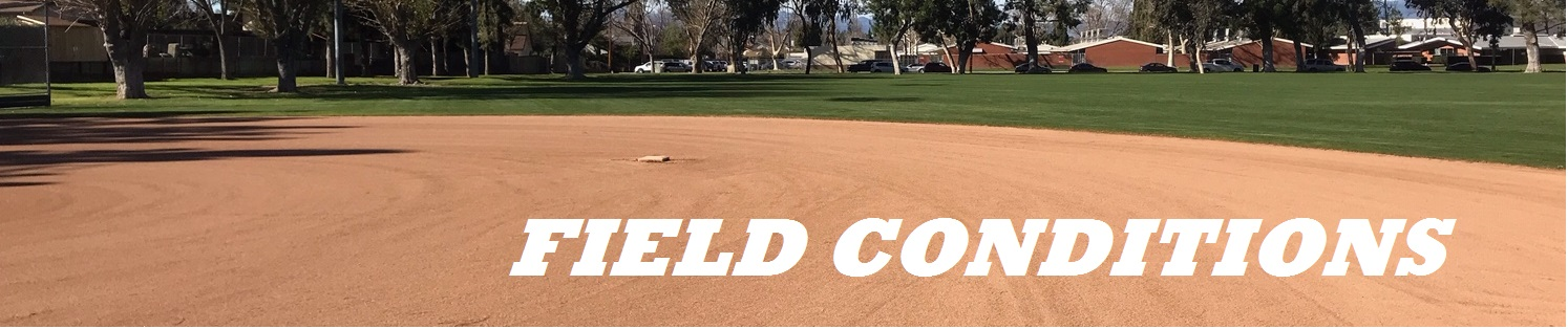 field condition w logo