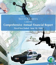 Annual Financial Report 07-08