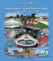 Annual Financial Report 06-07